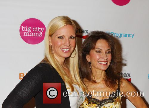 Susan Lucci and Daughter Liza Huber 10