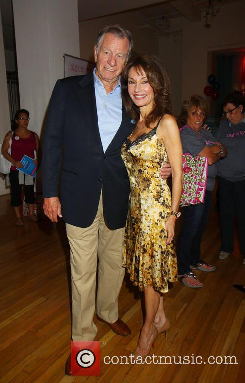 Susan Lucci and husband Helmut 1
