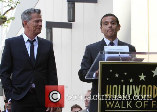 David Foster and Mayor Antonio Villaraigosa 2