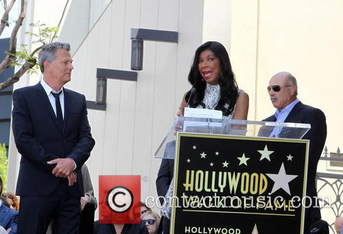 David Foster, Natalie Cole, On The Hollywood Walk Of Fame, Walk Of Fame