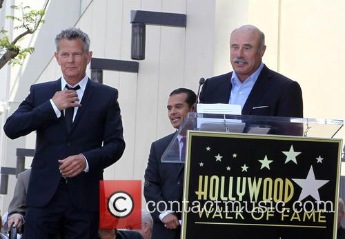 David Foster, Phil McGraw, On The Hollywood Walk Of Fame, Walk Of Fame