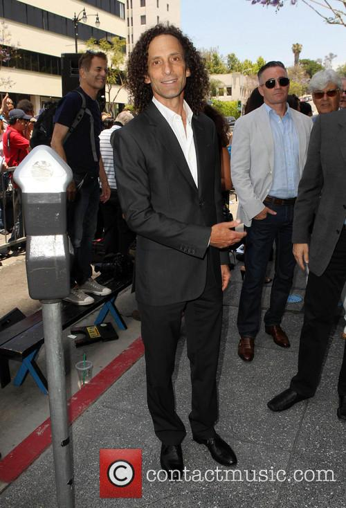 David Foster Honored With Star On The Hollywood...