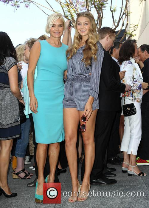 yolanda hadid daughter david foster honored with star 3696689