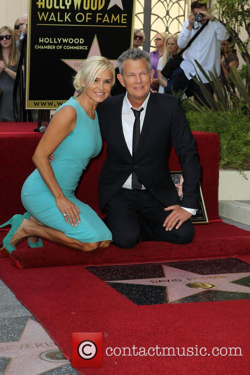 Yolanda Hadid and David Foster 4