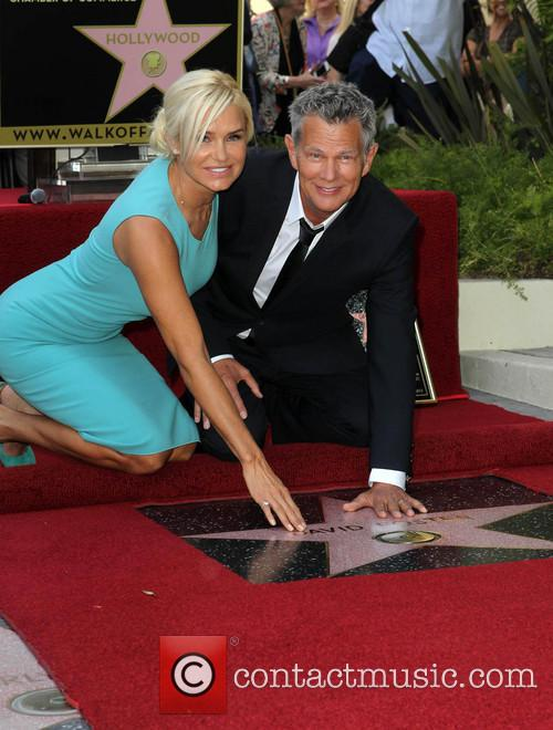 Yolanda Hadid and David Foster 7