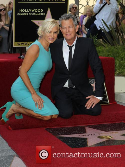 Yolanda Hadid and David Foster 10