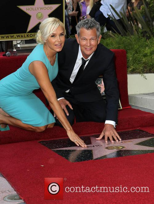 Yolanda Hadid and David Foster 6