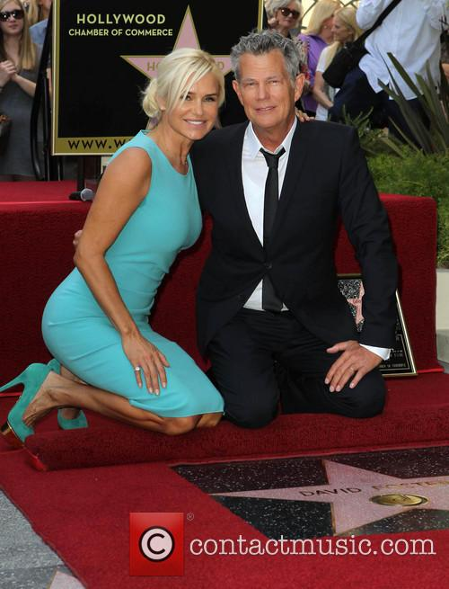 Yolanda Hadid and David Foster 8