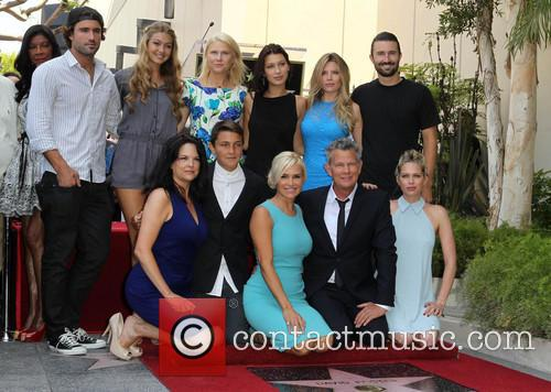 Yolanda Hadid, David Foster and Family 4
