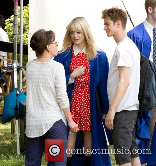 Emma Stone and Andrew Garfield 10