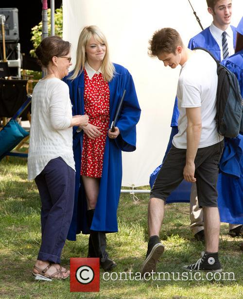 Emma Stone and Andrew Garfield 12