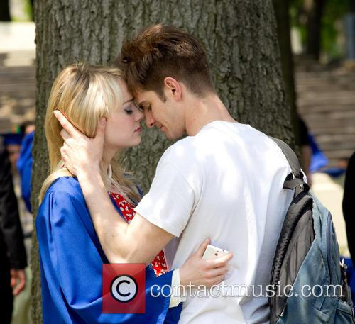 Emma Stone and Andrew Garfield 16