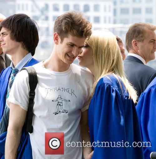 Emma Stone and Andrew Garfield 19