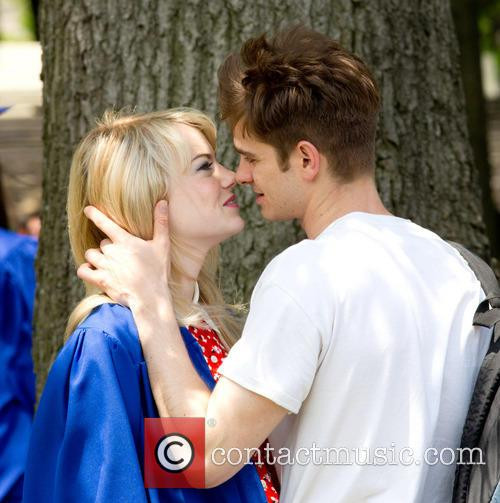 Emma Stone and Andrew Garfield 23