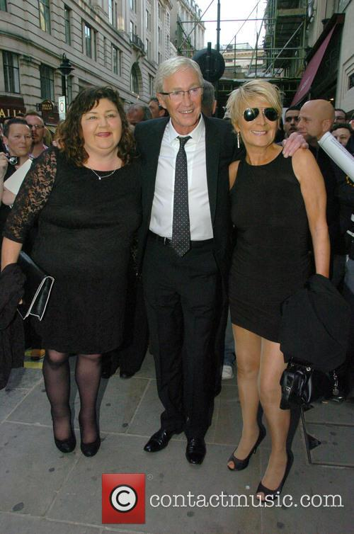 Paul O'grady, Cheryl Fergison and Linda Henry 2