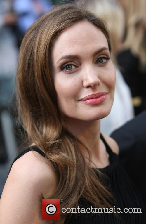 Angelina Jolie World War Z
