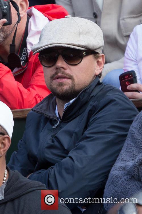 Leonardo DiCaprio, Roland Garros