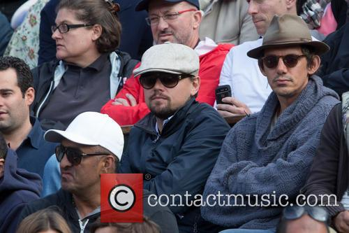 Roland Garros - Celebrity Sightings
