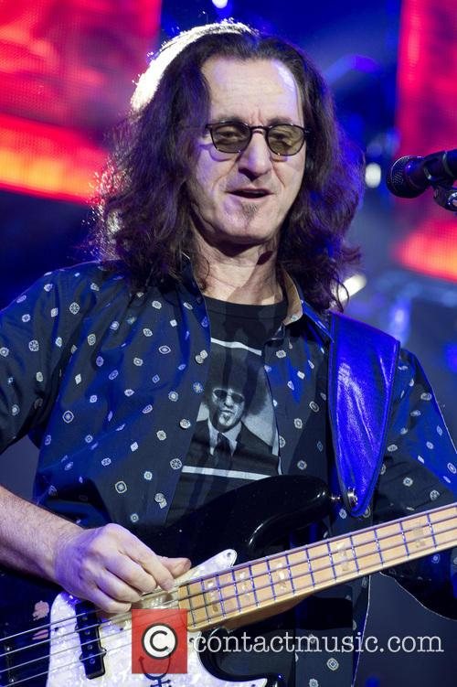 Geddy Lee and Rush 2