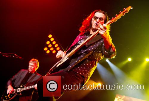 Geddy Lee and Rush 8