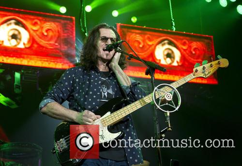 Geddy Lee and Rush 12
