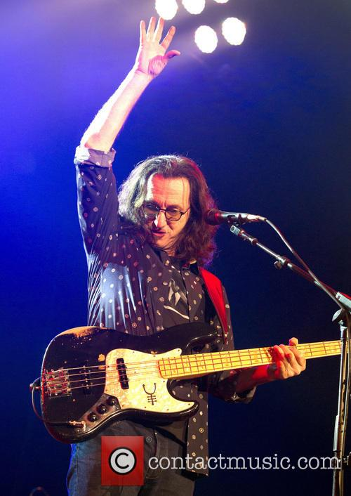 Geddy Lee, Rush