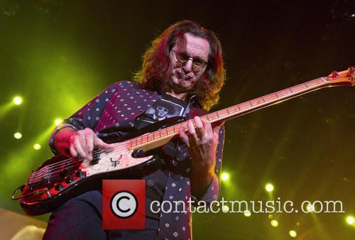 Geddy Lee and Rush 15