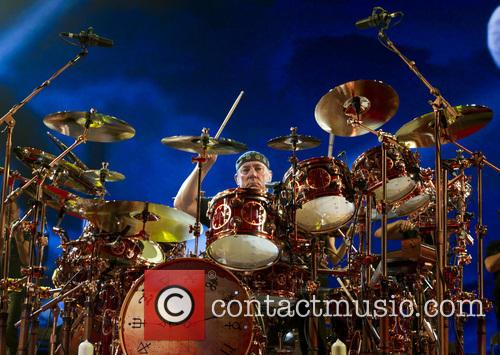 Neil Peart and Rush 2