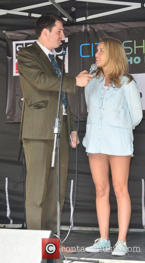 Flea and Caggie Dunlop 1