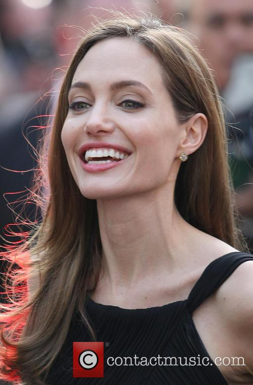 Angelina Jolie, Leicester Square, Empire Leicester Square