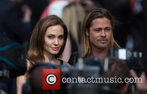 Brad Pitt and Angelina Jolie 12