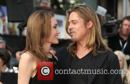 Brad Pitt and Angelina Jolie 14