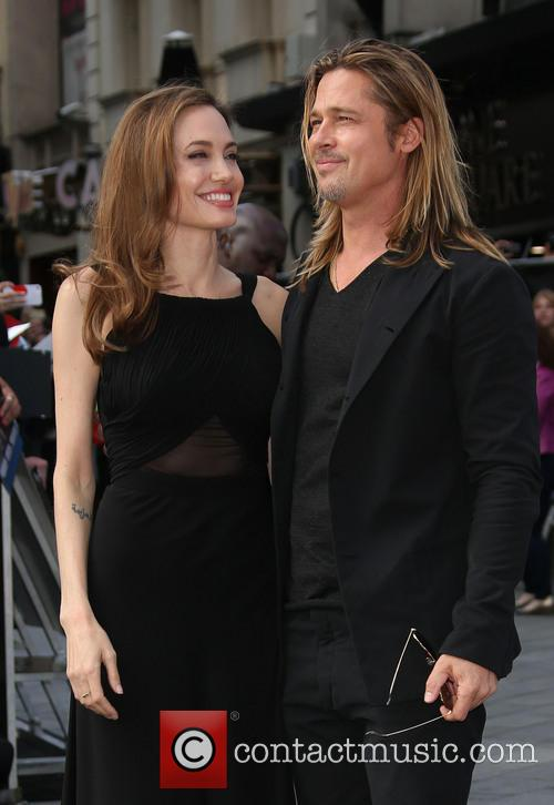 Brad Pitt and Angelina Jolie 18