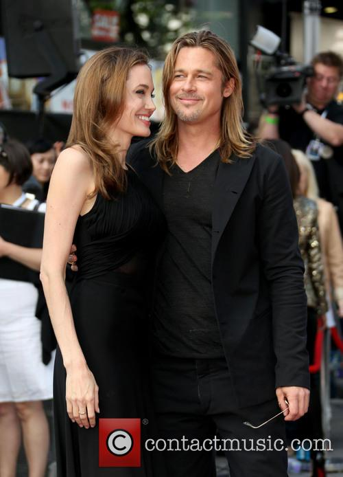 Brad Pitt and Angelina Jolie 20