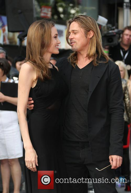 Brad Pitt and Angelina Jolie 21