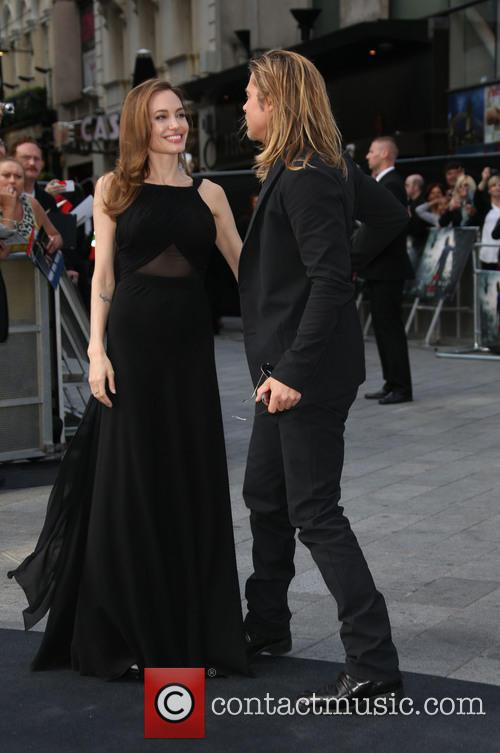 Brad Pitt and Angelina Jolie 23