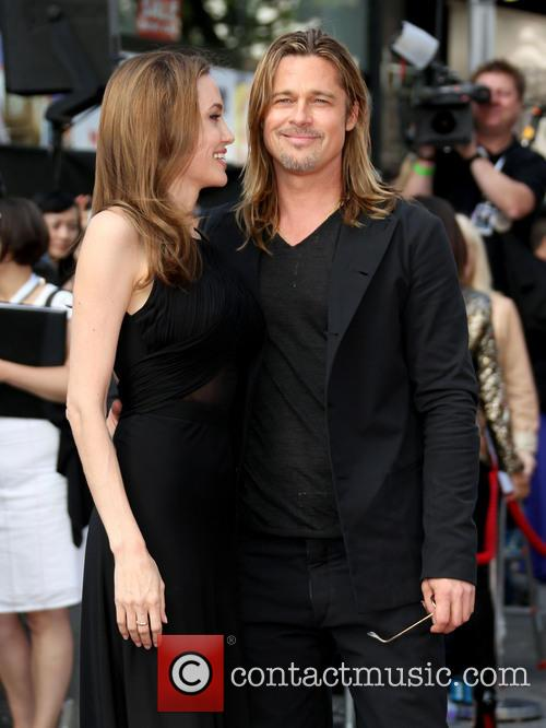 Brad Pitt and Angelina Jolie 25