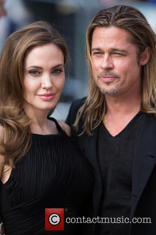 Brad Pitt and Angelina Jolie 28