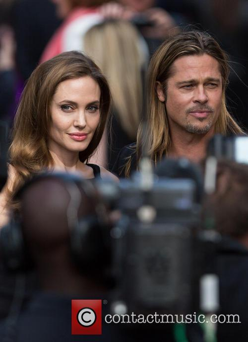 Brad Pitt and Angelina Jolie 33