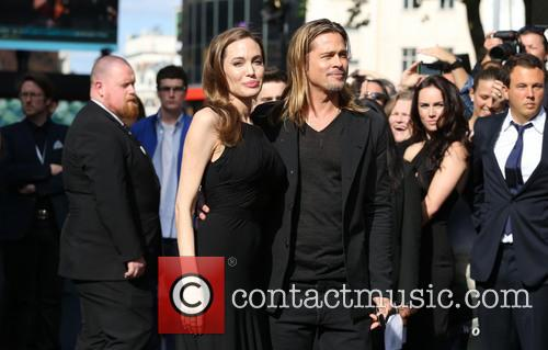 Brad Pitt and Angelina Jolie 36