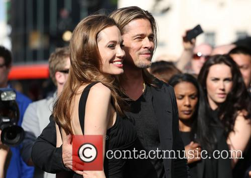 Brad Pitt and Angelina Jolie 39