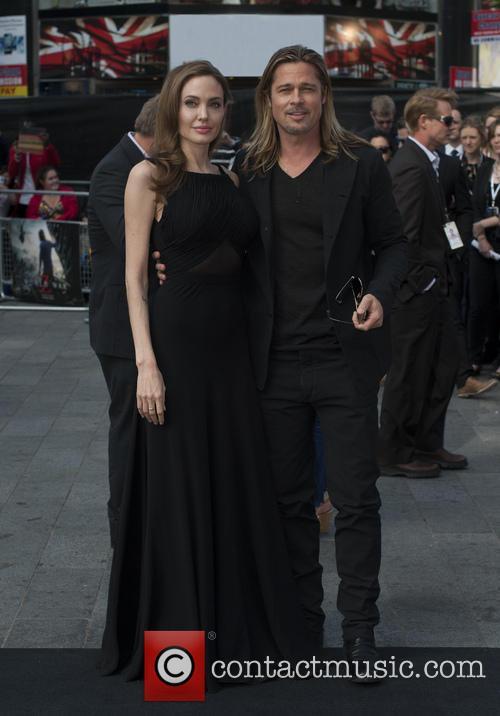 Angelina Jolie and Brad Pitt 24