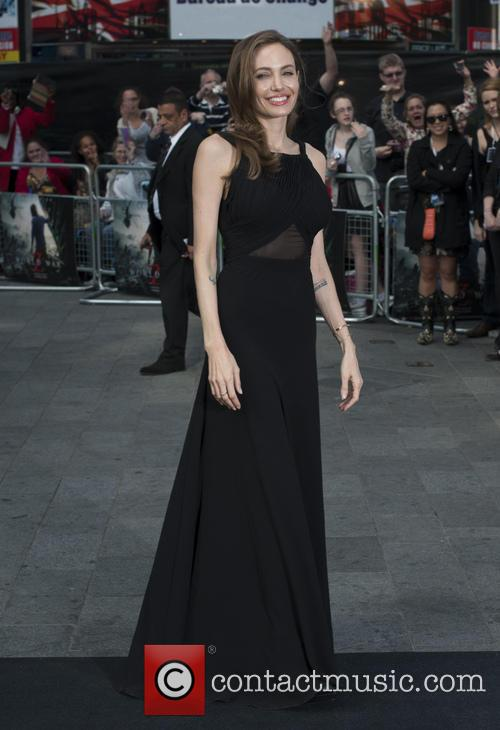 Angelina Jolie, Empire Leicester Square