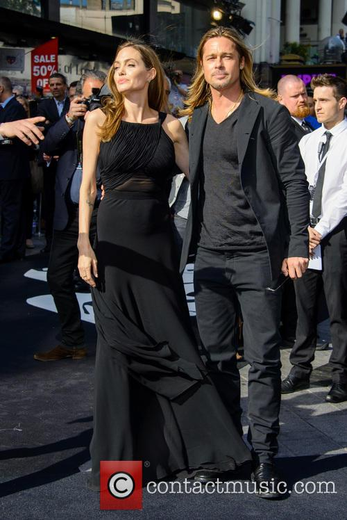 Brad Pitt and Angelina Jolie 47