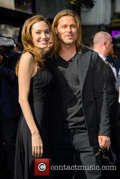 Brad Pitt and Angelina Jolie 49