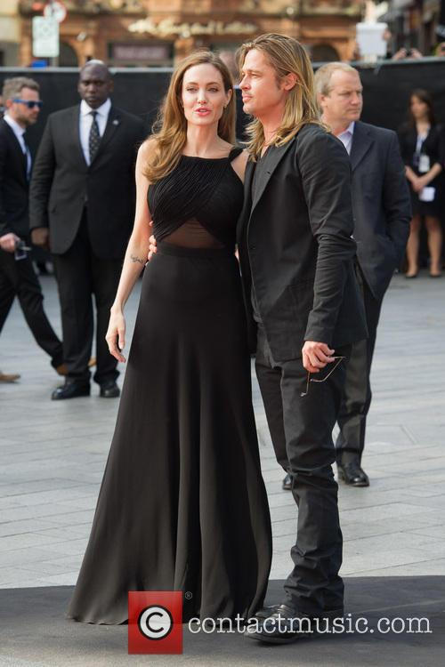 Brad Pitt and Angelina Jolie 65