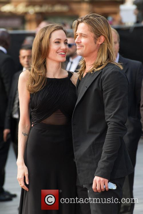 Brad Pitt and Angelina Jolie 70