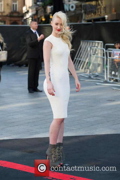 iggy azalea uk film premiere of world 3699695
