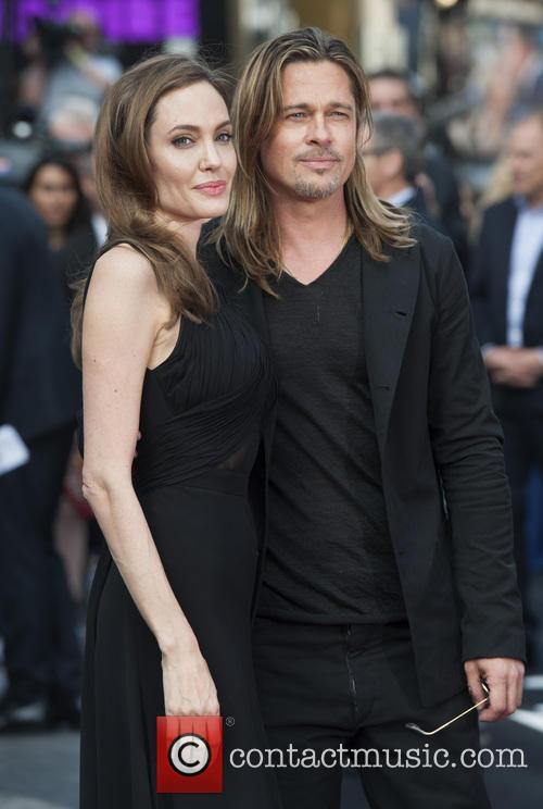 Brad Pitt and Angelina Jolie 54
