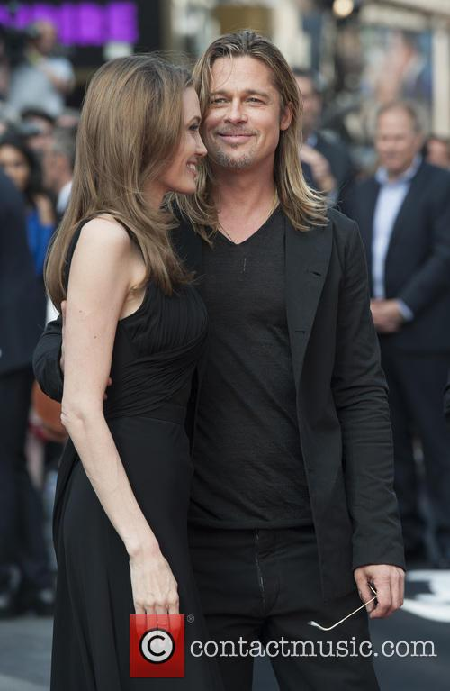 Brad Pitt and Angelina Jolie 59
